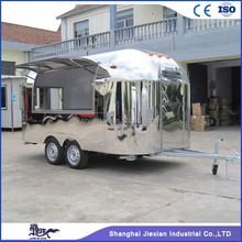 JX-BT400 Portable Stainless Steel Bar Tool Food Service Trucks