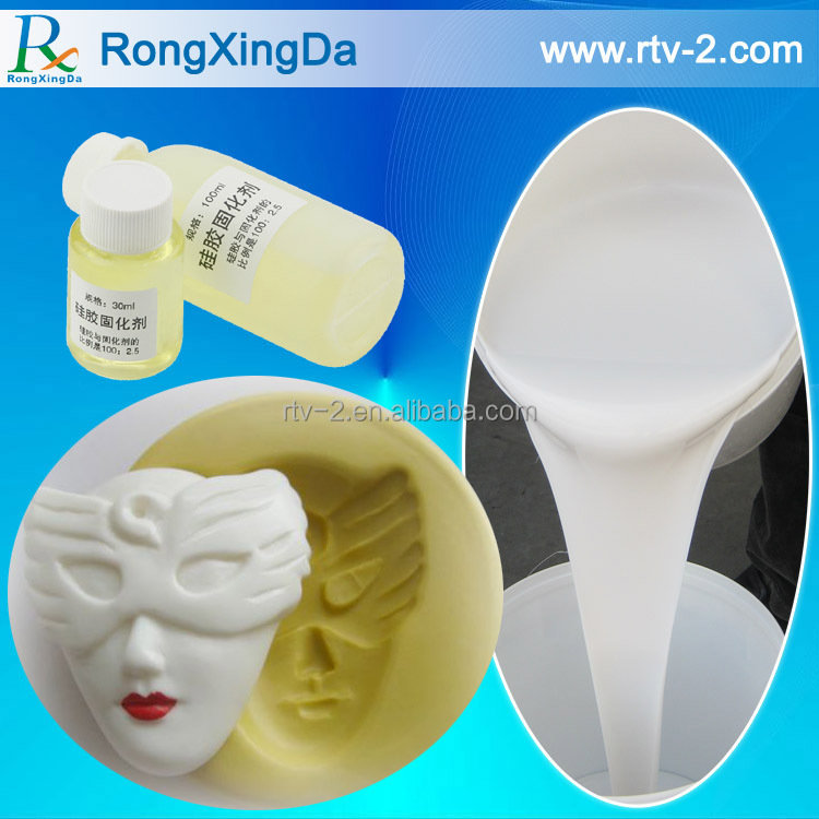 RTV molding silicone rubber for adornment