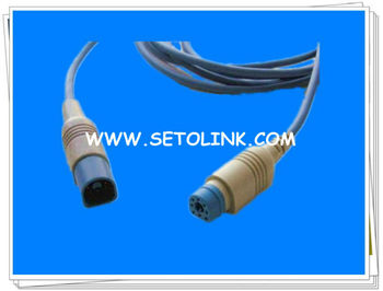 FOR HP 8 PIN MALE TO FEMALE SPO2 EXTENSION CABLE