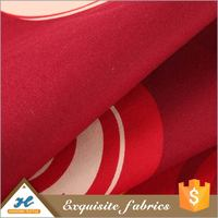 Shaoxing supplier Soft handle Microfiber milano fabric