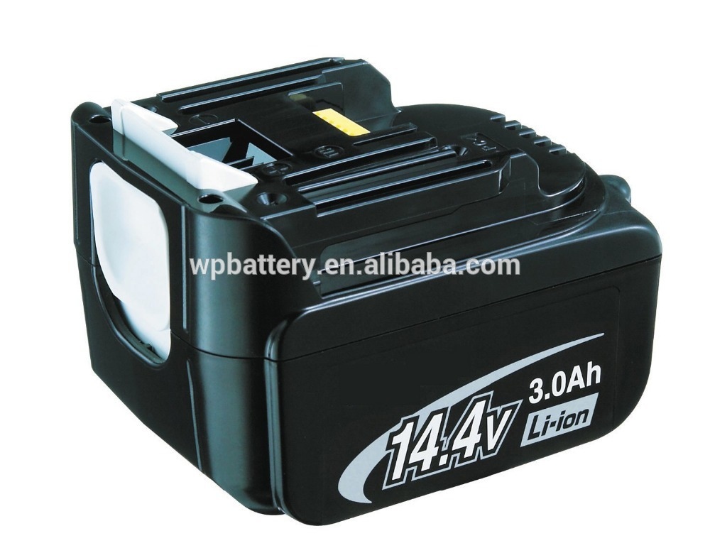 BL1430 14.4v 3000mAh li-ion rechargeable battery pack for power tool replacement battery