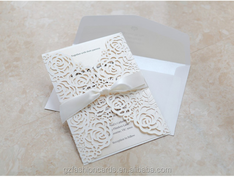 2014 Unique Luxury Laser Cut Wedding Invitation Cards | Laser cut wedding card | Laser Cut Wedding Invitation
