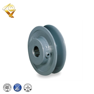 Carbon steel round timing Belt Pulley