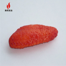 custom 3D chicken wing shape PVC usb memory Soft New Mould 2D 3D Rubber Silicon PVC Custom Usb Flash Drive Thumb Drive