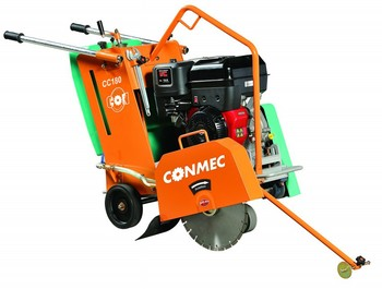 CONMEC Gasoline Asphalt Concrete Floor Saw Machine with Honda engine