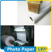 service supremacy hot sale semi glossy inkjet printing photo paper