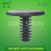 Best selling Auto Fastener and Clip on low price