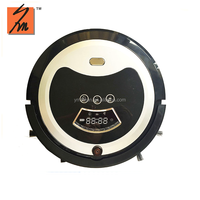 2017 Hot Sell Home Appliance Auto Intelligent sweeping machine robot vacuum brands
