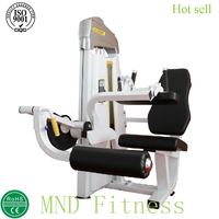 MND Professional Body Training Crossfit indoor gym machine China factory F23 Seated leg curl