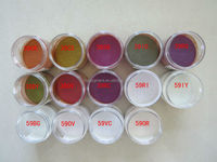 color flip pigment,color change pigment,color:bluish violet-olivine,red-green,olivine-violet...item:39CS,39OV,39OR,39IO,39RG....