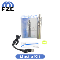 Pure taste 2600mAh powerful battery smoking vaporizer eleaf ijust 2 kit