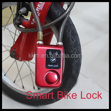 Creative Style Durable Anti Clipping Alarm Motorcycle Anti Theft Lock