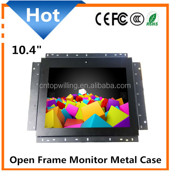 Custom sizes Open Frame 10 Inch LCD Monitor/10.1 Inch LCD Monitor/ 10.4 Inch LCD Monitor