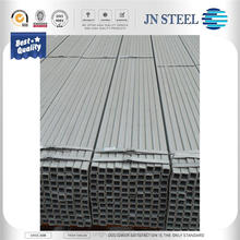 erw rectangular tube galvanized steel pipe/tube for greenhouse frame gi pipe fitting