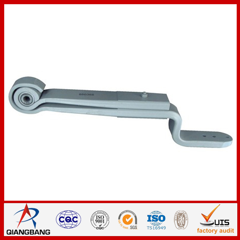 Trailer Parts leaf spring trailer axle rubber suspension