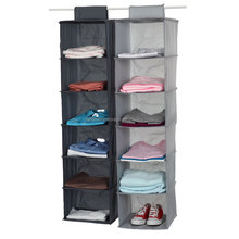Household Clothes Closet Hanging Organizer Wholesale