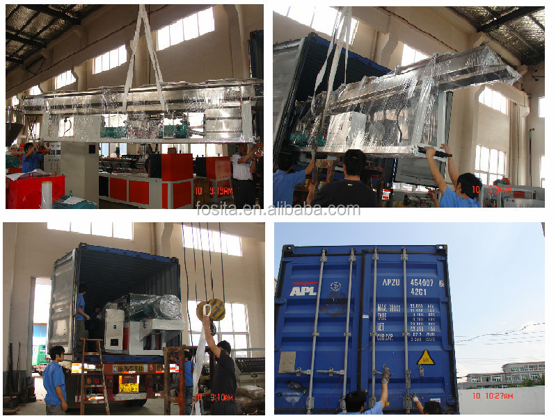 Single wall Corrugated Pipe machine/ Production Line