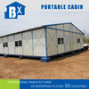 temporary lisght steel stucture portable cabin with great competitive price
