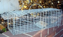Collapsible Rat Trap Cage