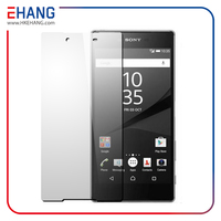 New products 2016 High quality Tempered glass screen protector for SONY Z5 Compact