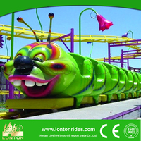 China Cheap Small Mini Roller Coaster for Sale Kiddie Amusement Park Trains