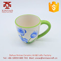 Wholesale color painted blank sublimation mug coated printing ceramic cup/promotion /custom logo/gift mugs
