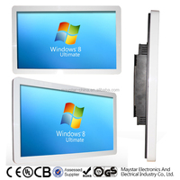 42 inch wall hanging 3g network full hd lcd ad monitor for in-store promotion