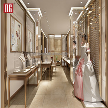 Fashion Jewellery Shops Interior Design Images With Acrylic Jewelry Display Case For Glass Jewelry Display Cabinet