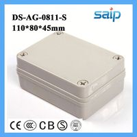 waterproof radio box plastic cake box