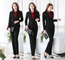 Hotel Reception Work Wear Restaurant Manager Skirt Suit Casino Uniforms