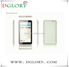 "DG-TP7020 popular hi-fi display 3G calling MTK8312 dual core 7"" android tablet pc"