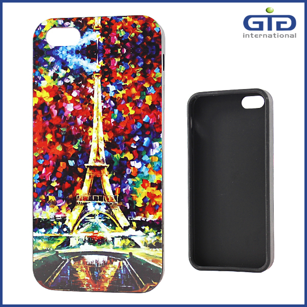 New Product TPU Mobile Phone Case for iPhone 5 , Smart Phone Case Cover for iPhone 5