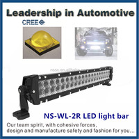 IP68 COMBO 30inch 180w led light bar offroad car 4wd driving light bar,spot flood Alumim
