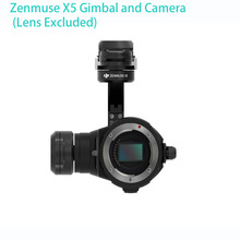 Original DJI Zenmuse X5 Gimbal and Camera (Lens Excluded)