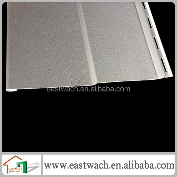 Long life pvc vinyl siding rapid wall construction building material manufacturers