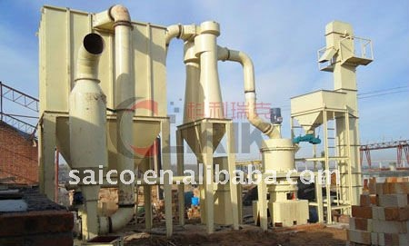 Silica Micro Powder Grinding Mill Hot Sales