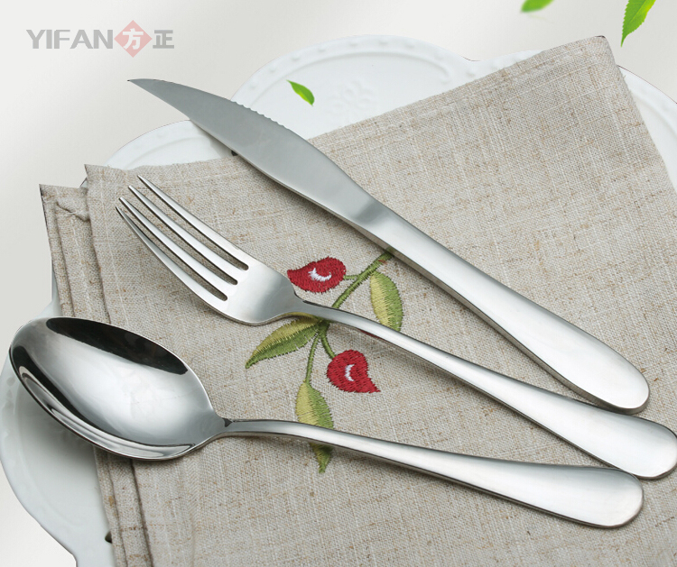 Hotel and restaurant cutlery liou