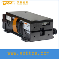 (TTCE-M100) Double door protection high temperature abrasion and aging resistanceatm motor card reader writer