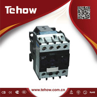 4 poles AC Contactor with aux NO