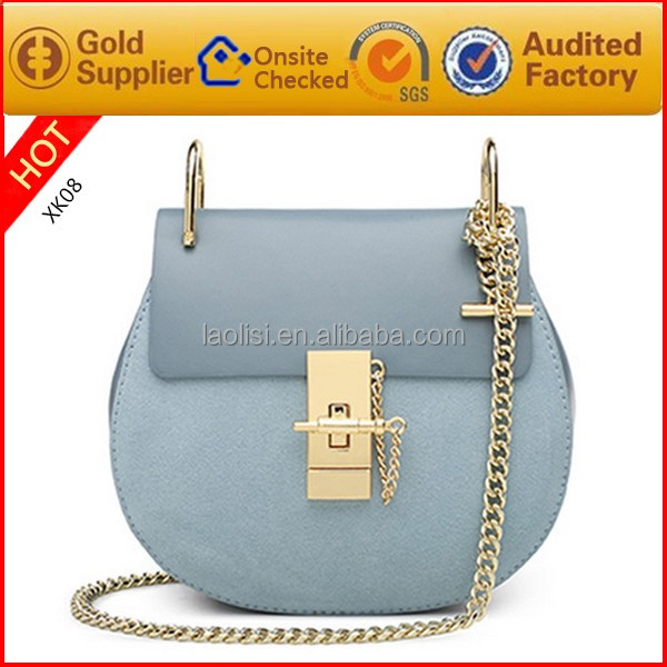 High quality designer cheap leather habdbags from China
