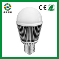 2013 new design cree 3 way low heat no uv led light bulb