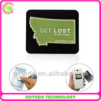 Customized logo microfiber stick mobile phone screen cleaner