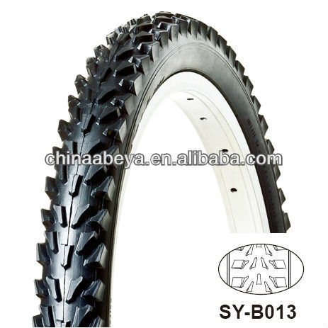 Mountain bicycle excel tire