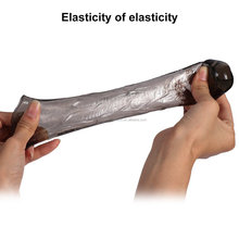 Reusable Cock Penis Sleeve Extender for Men Extension Cock Enlarger Reusable Condom Sheath Delay Ejaculation Toys for Men