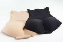 High Waist Underwear Briefs Shapewear Panties Padded Butt Enhancer