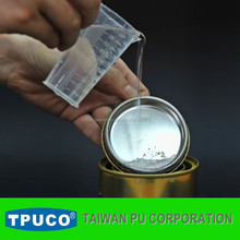 TPU film and textile spraying solvent base lamination PU adhesive