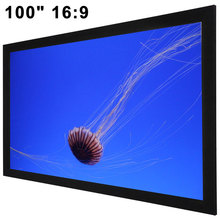 Frame Projection Screen/Fast-fold screen