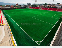 11 a-side fake/synthetic/artificial grass/turf for football/soccer field/pitch/stadium with FIFA certificate