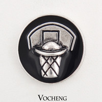 Wholesale 20PCS/Lot Vocheng Snap Interchangeable Metal Snap Button Jewelry Accessory Buttons Snap (Vn-393*20) Free Shipping
