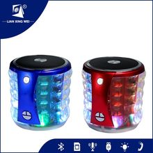 Hot Sell New Design mini bluetooth speaker think box With Compatible USB / FM Bluetooth Speaker Subwoofer